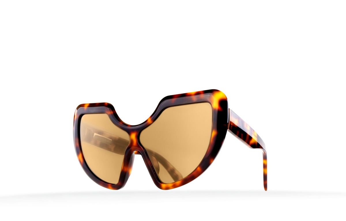 FAKBYFAK Fashion sunglasses Circumstellar Model 1. Tortoise Code: 05/01/02