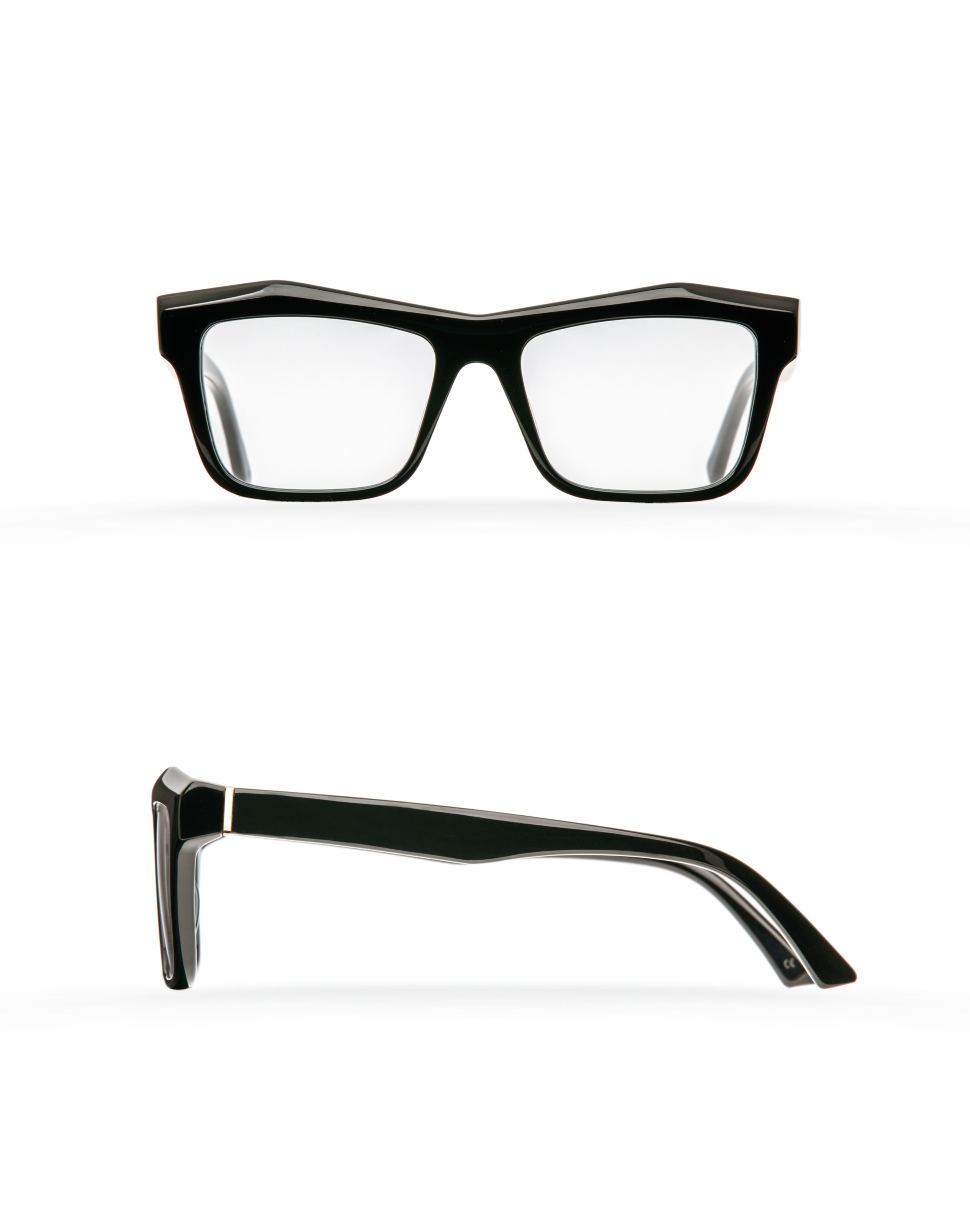 Fakfarer Model 1. Optic. Royal Black