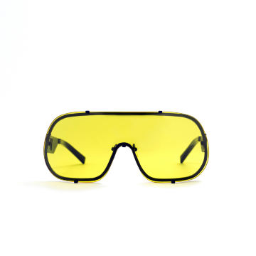 BlitZ Solar Shield Sunglasses. Yellow
