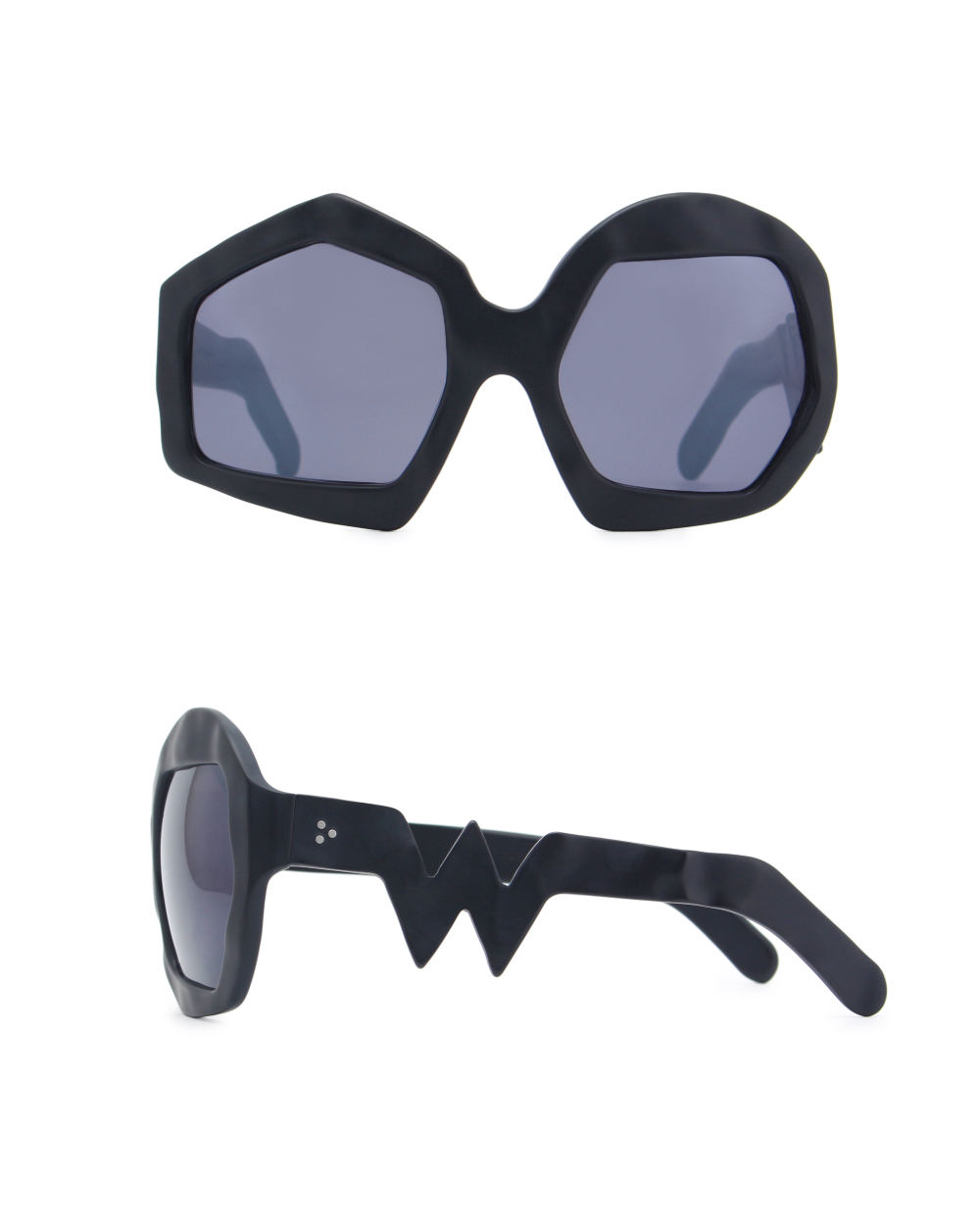 Thunder Sunglasses. Black