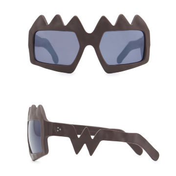 Bliksem Sunglasses. Brown