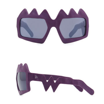 Bliksem Sunglasses. Purple